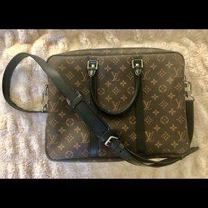 Louis Vuitton Bags - Louis Vuitton  Porte-Documents Voyage PM
